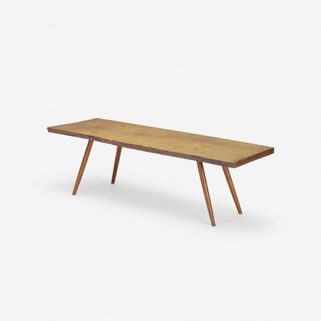 George Nakashima, Early coffee table