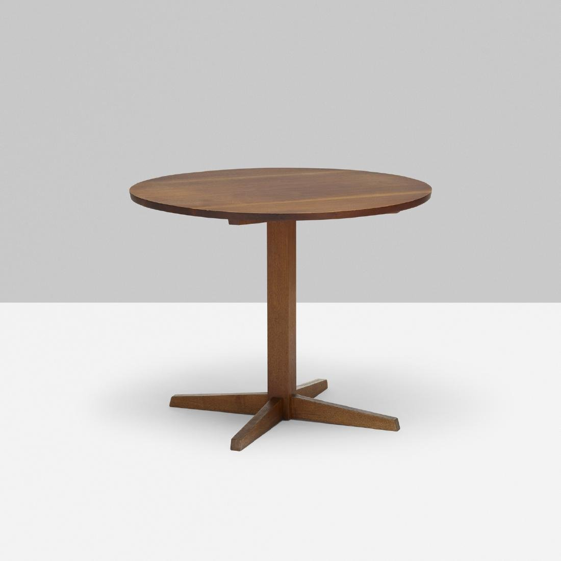 George Nakashima, Round Pedestal table