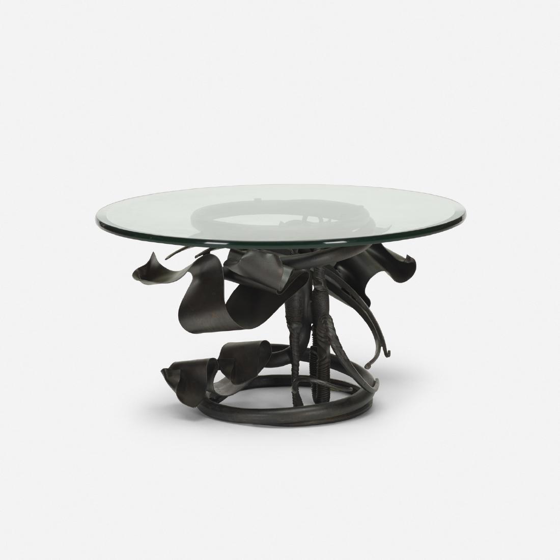 Albert Paley, coffee table