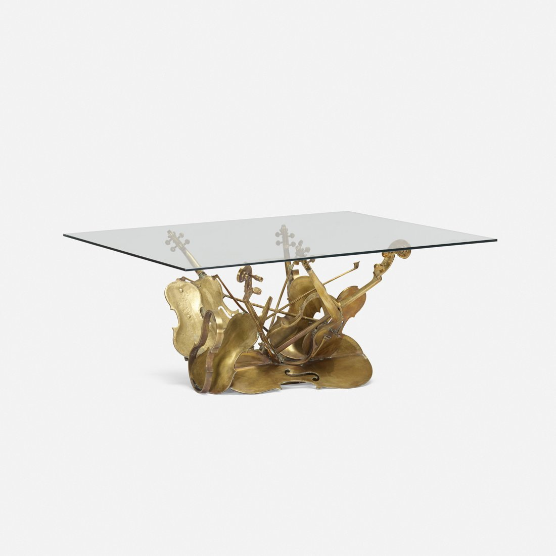 Arman, Untitled (table)
