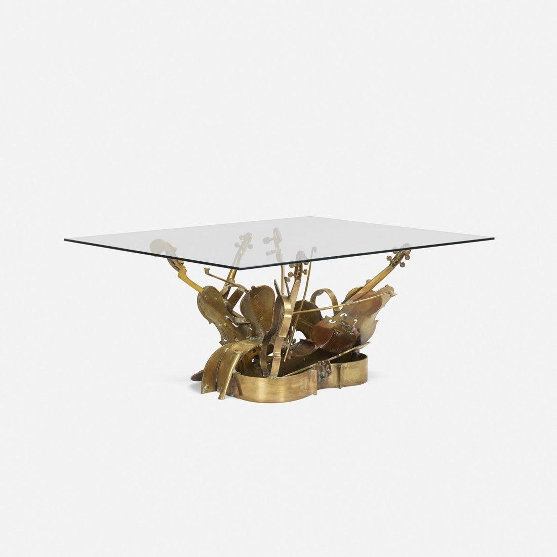 Arman, Untitled (table) - 2