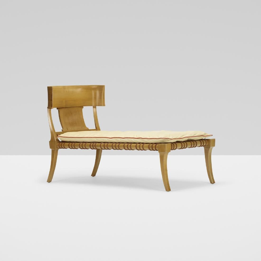 T.H. Robsjohn-Gibbings, Klini chaise, model no. 11