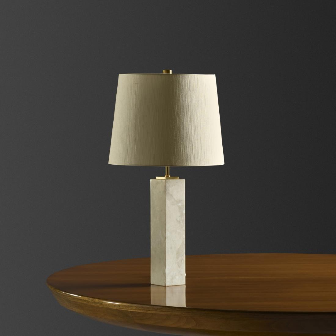 T.H. Robsjohn-Gibbings, table lamp, model no. 303
