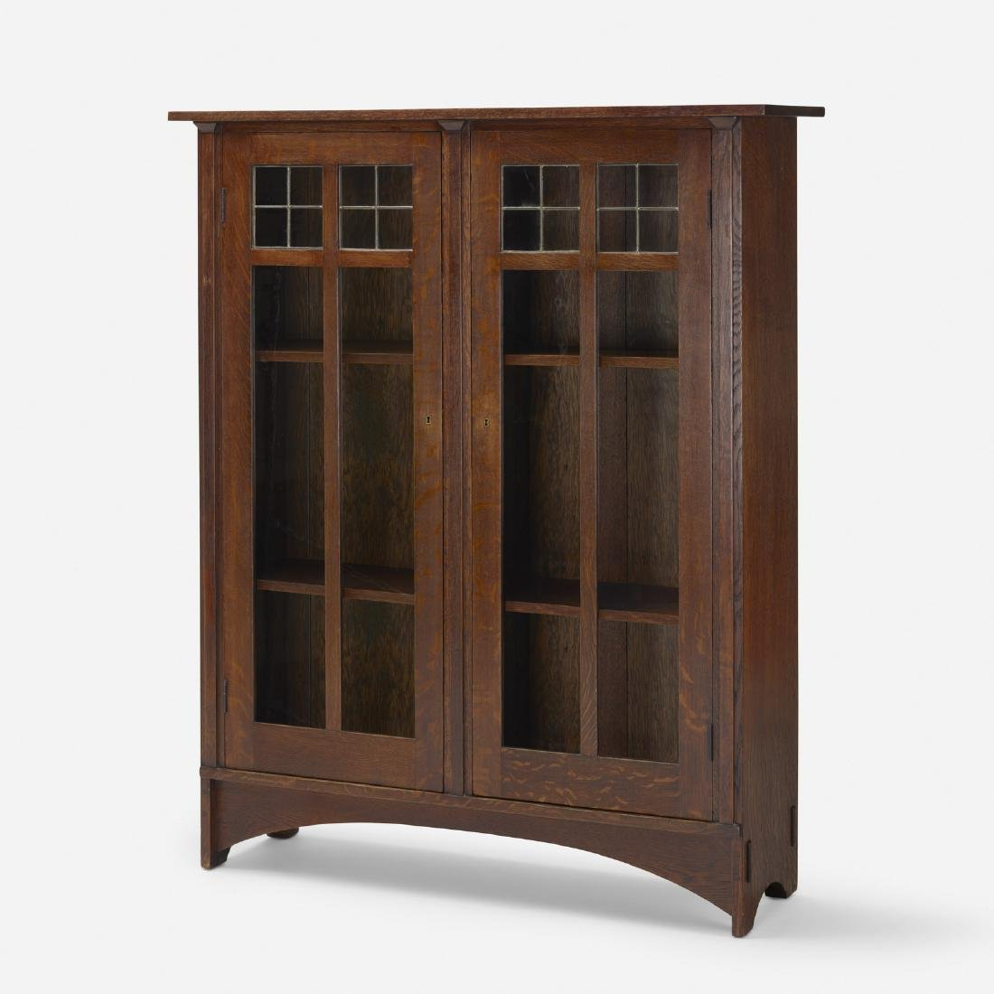 Harvey Ellis, bookcase, model 701