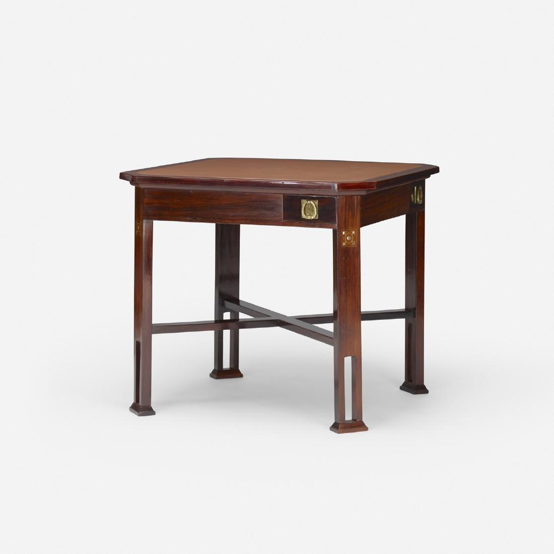 Jugendstil, game table