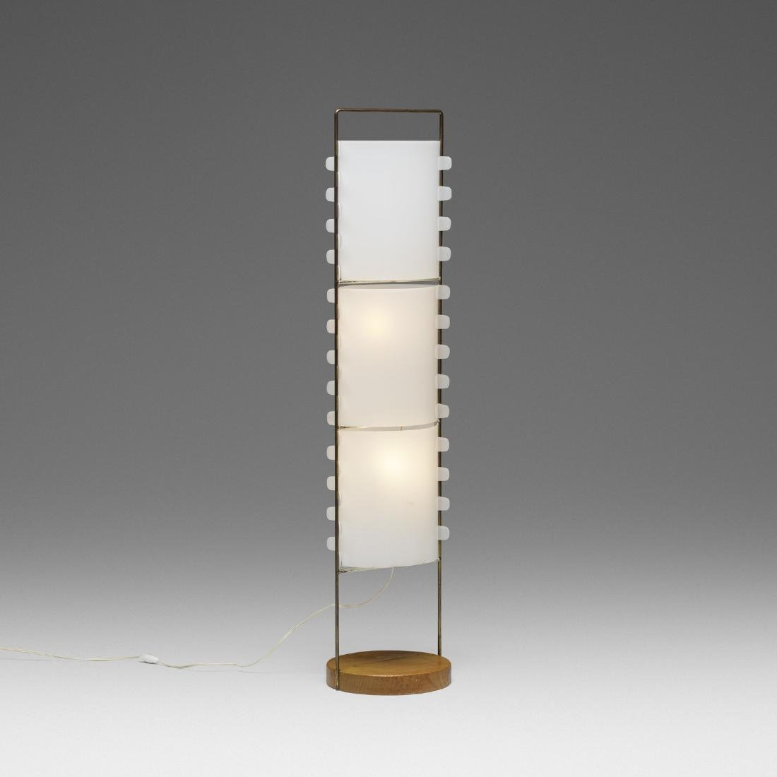 Joseph-Andre Motte, floor lamp