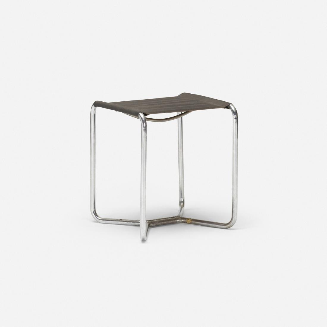 Marcel Breuer, B8 stool