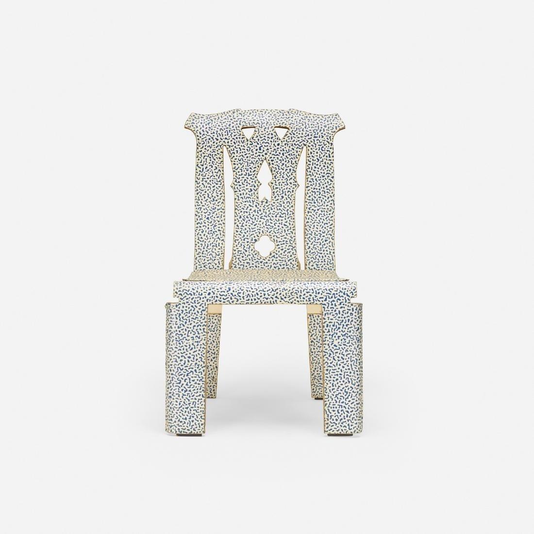 Robert Venturi, Brown, prototype Chippendale chair