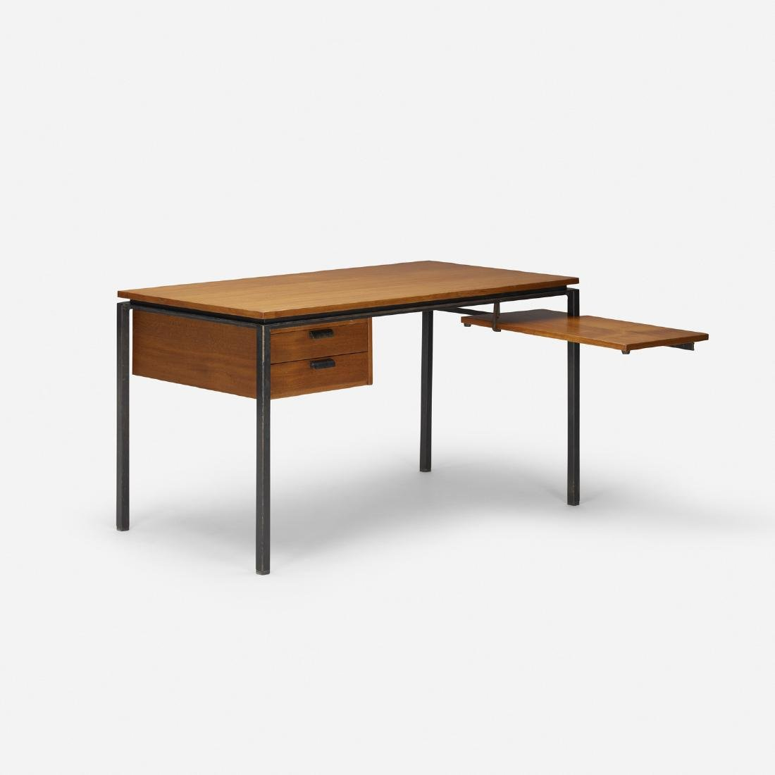 Paolo Tilche, desk