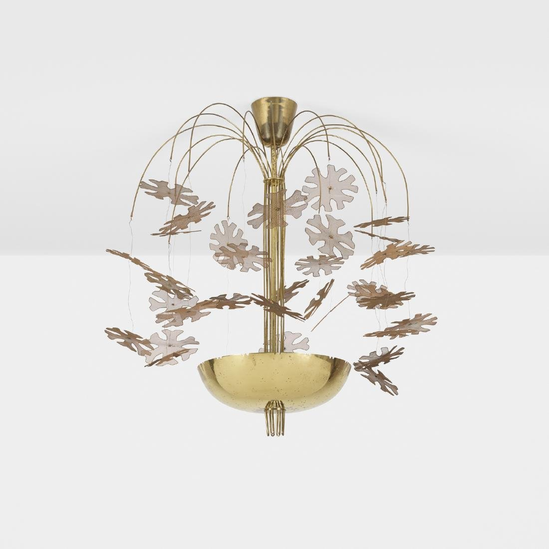 Paavo Tynell, Rare and Important chandelier