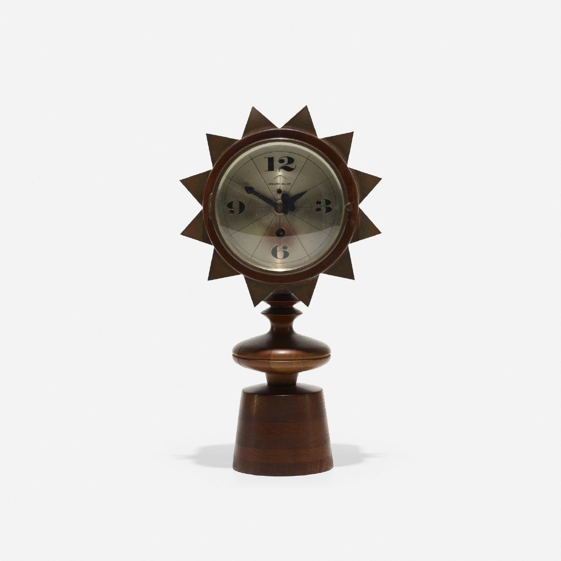 George Nelson & Associates, Chess Piece clock, 2251