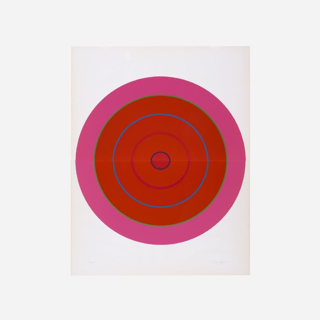 Stephen Frykholm, Target (diptych)