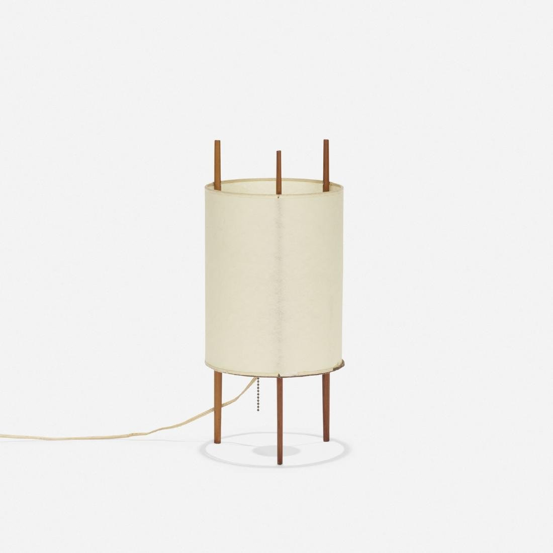 Isamu Noguchi, table lamp, model 9
