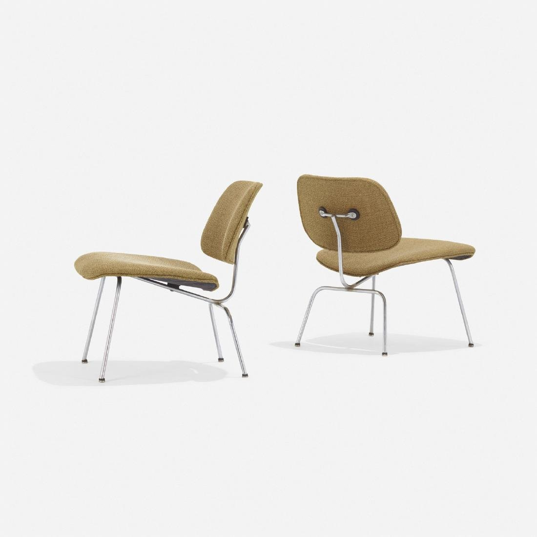 Charles and Ray Eames, LCMs, pair