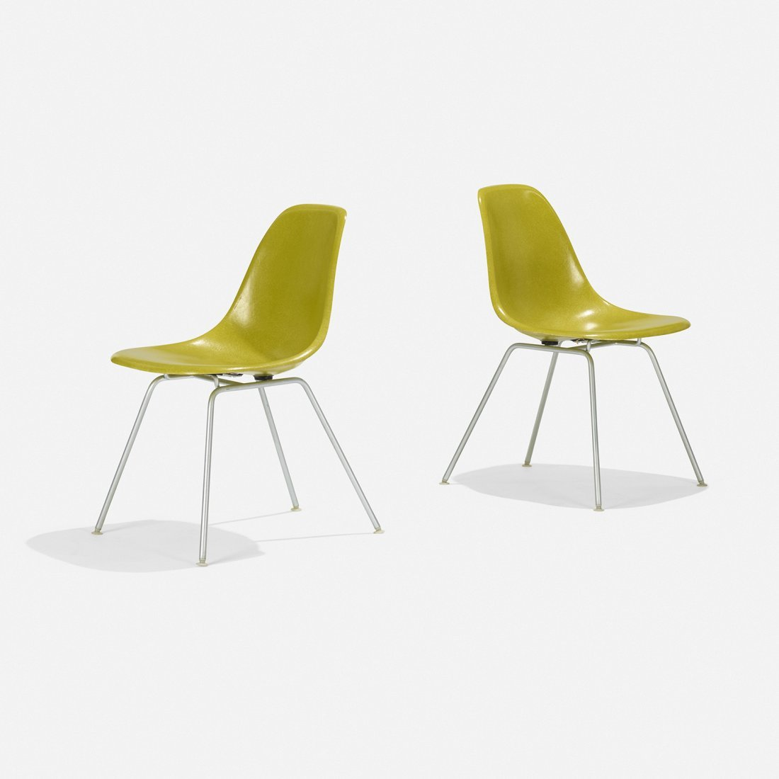 Charles and Ray Eames, DSXs, pair