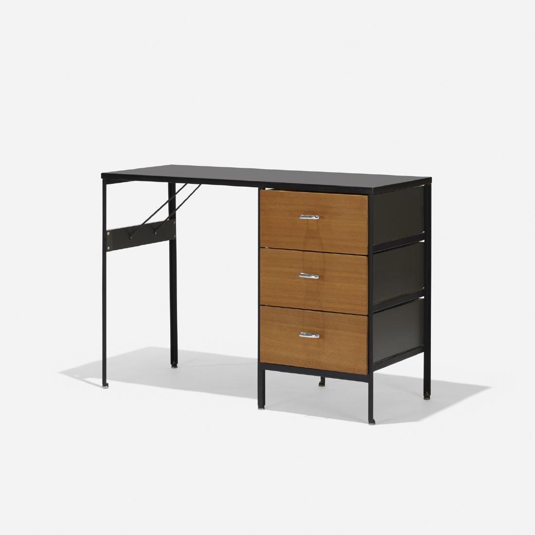 George Nelson & Associates, Steelframe desk, model 4111