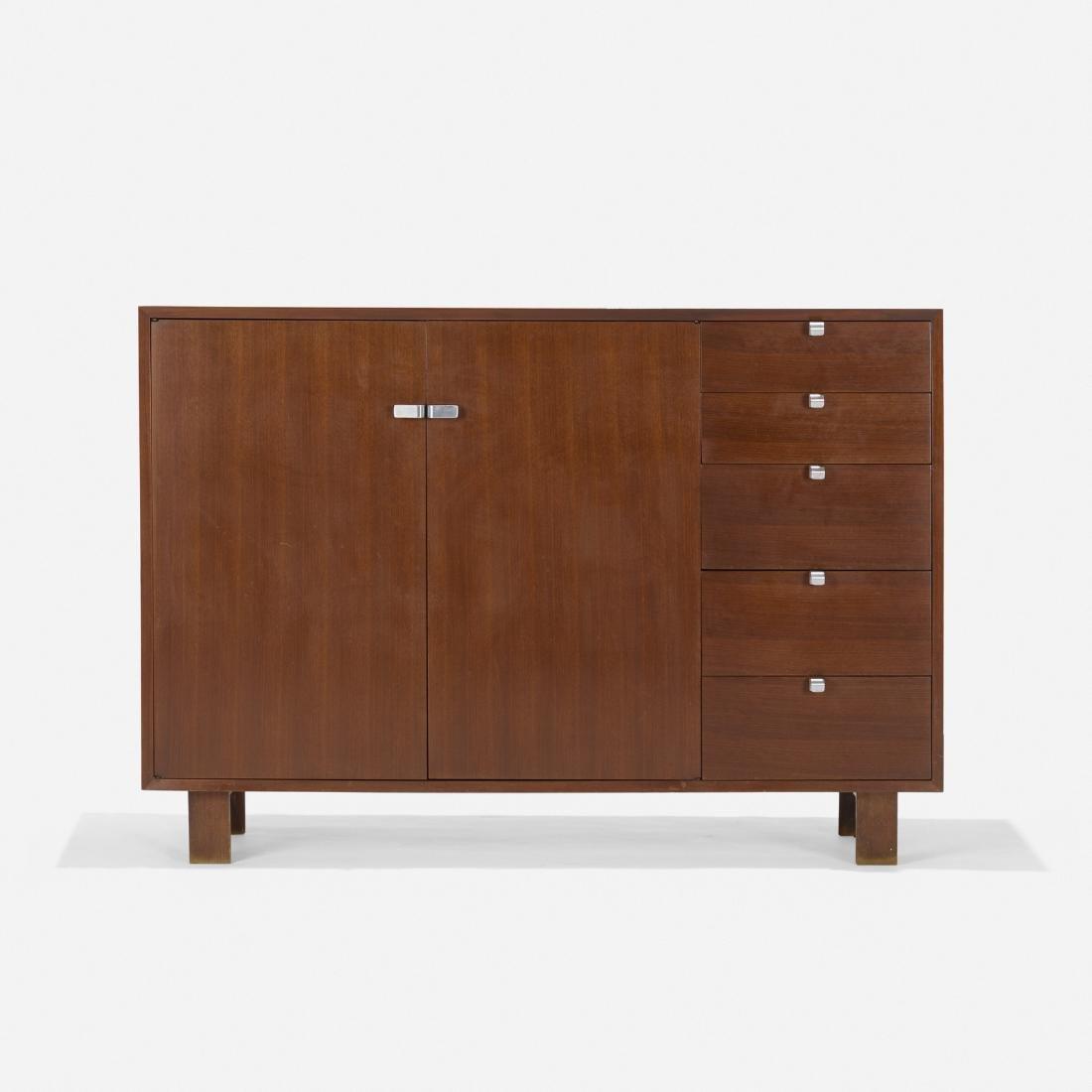 George Nelson & Associates, cabinet, model 4937