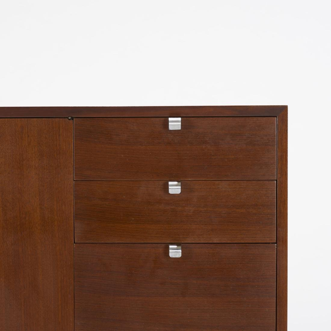 George Nelson & Associates, cabinet, model 4937 - 3
