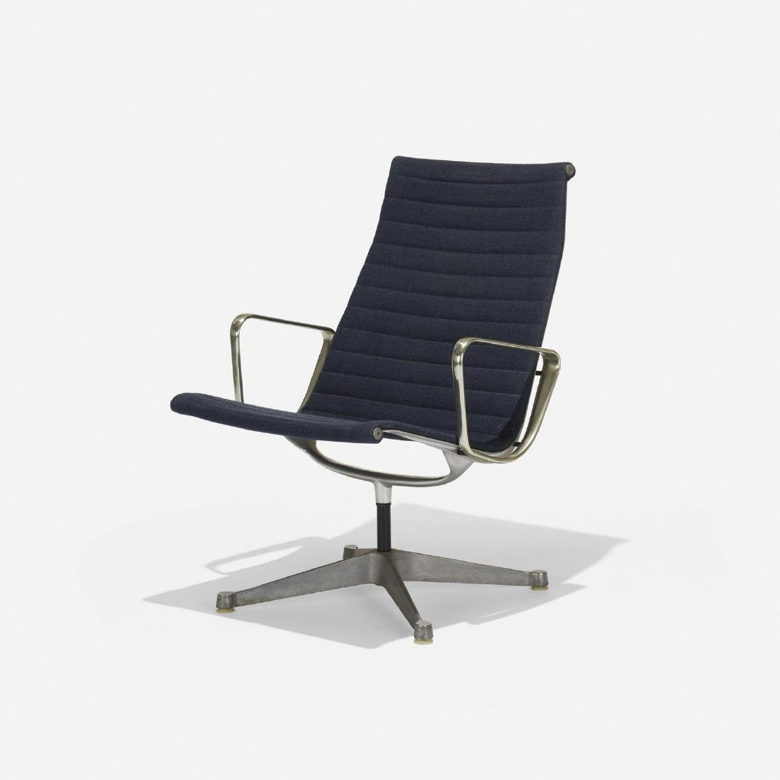 Charles and Ray Eames, Aluminum Group lounge chair