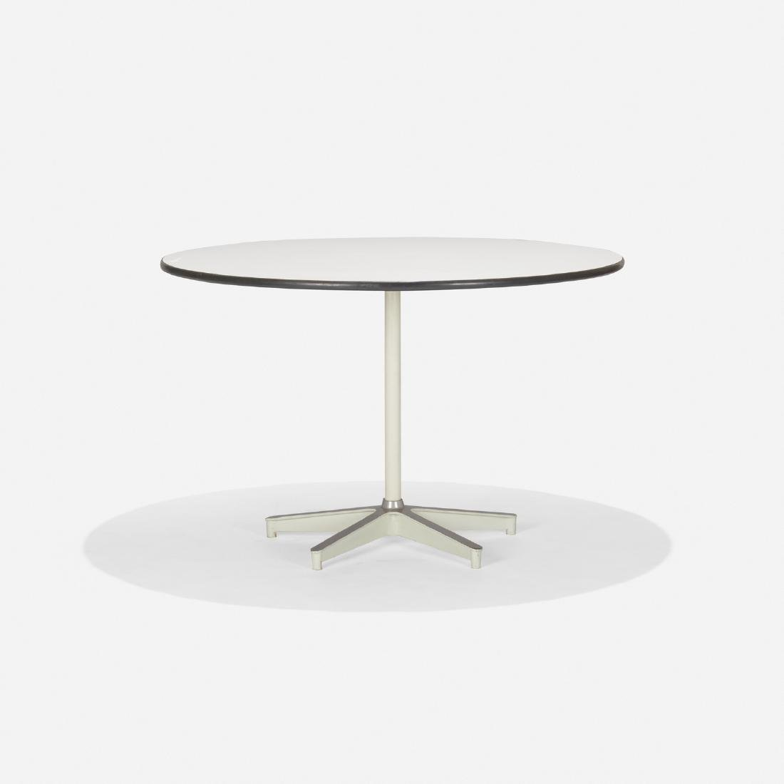 Charles Eames, 650 dining table
