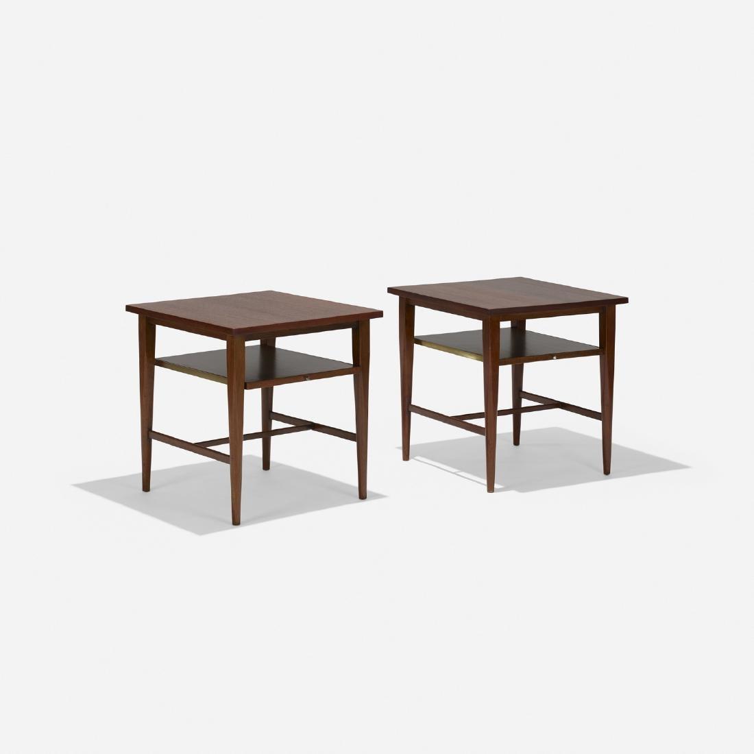 Paul McCobb, Directional nightstands model 1047, pair