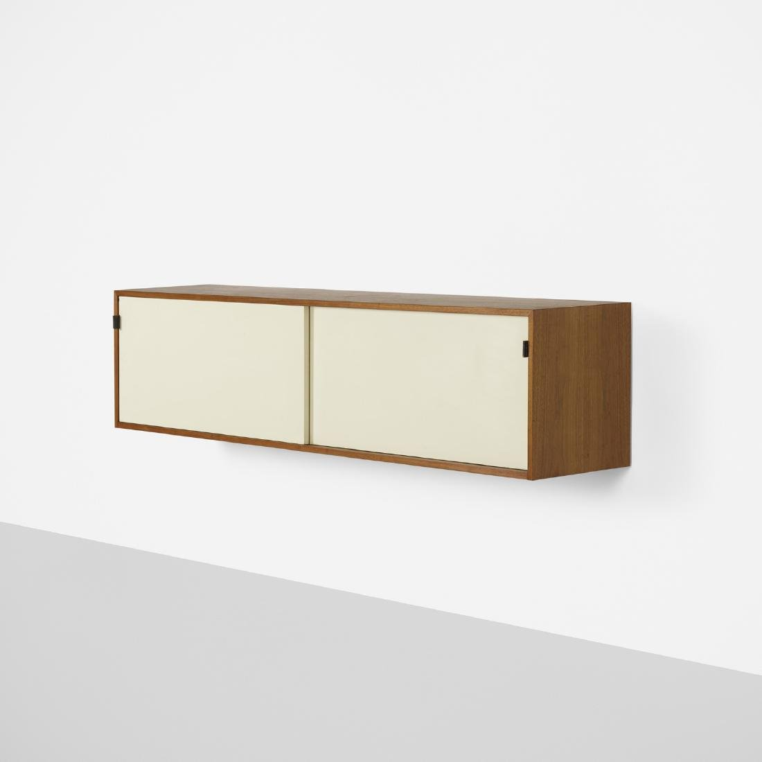 Florence Knoll, hanging cabinet, model 123