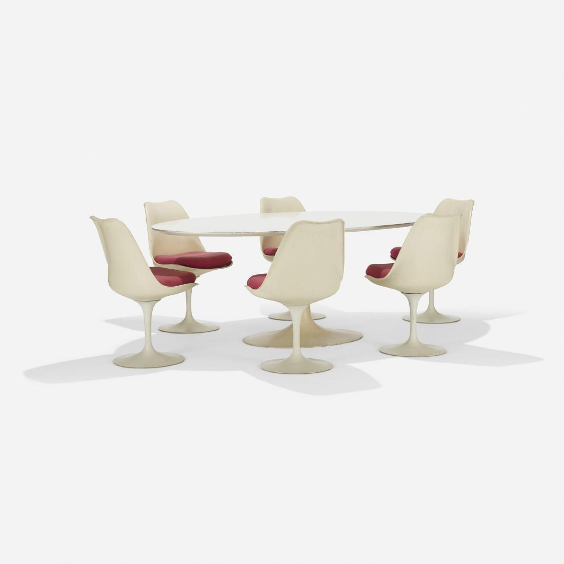 Eero Saarinen, dining set