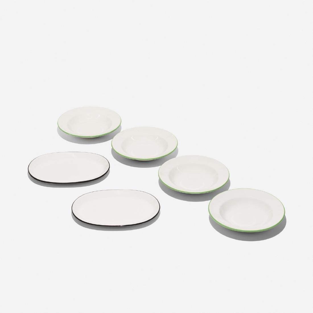 Girard, collection of tableware from La Fonda del Sol