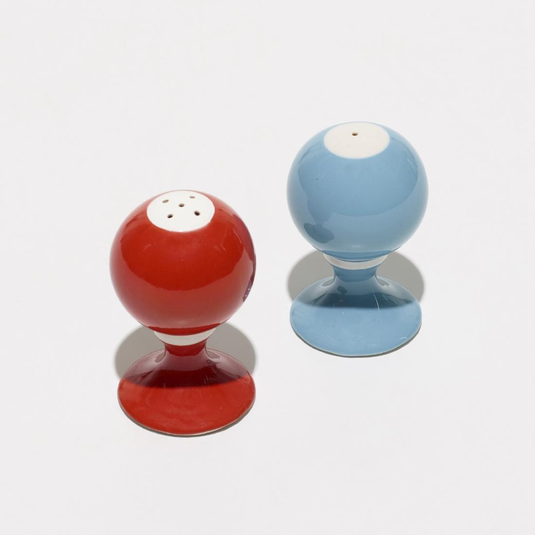 Girard, 2 salt and pepper shakers, La Fonda del Sol - 2