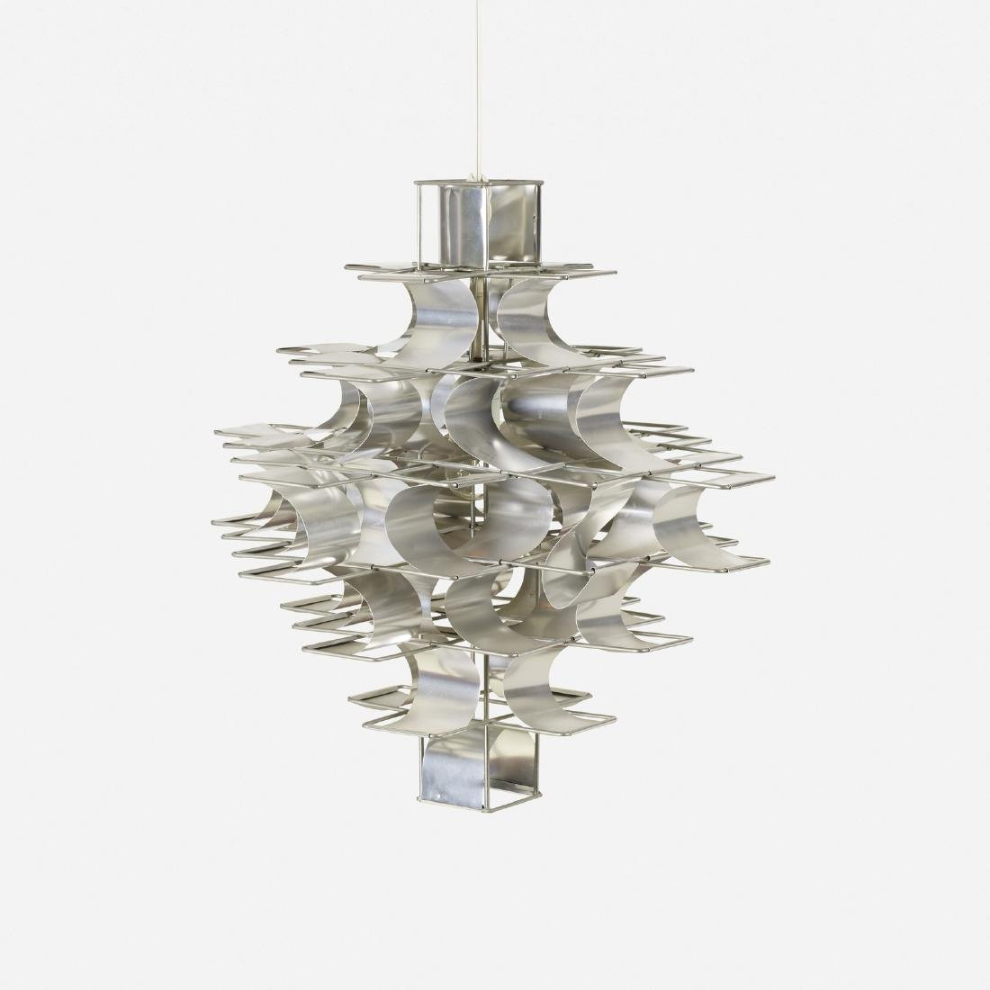 Max Sauze, chandelier