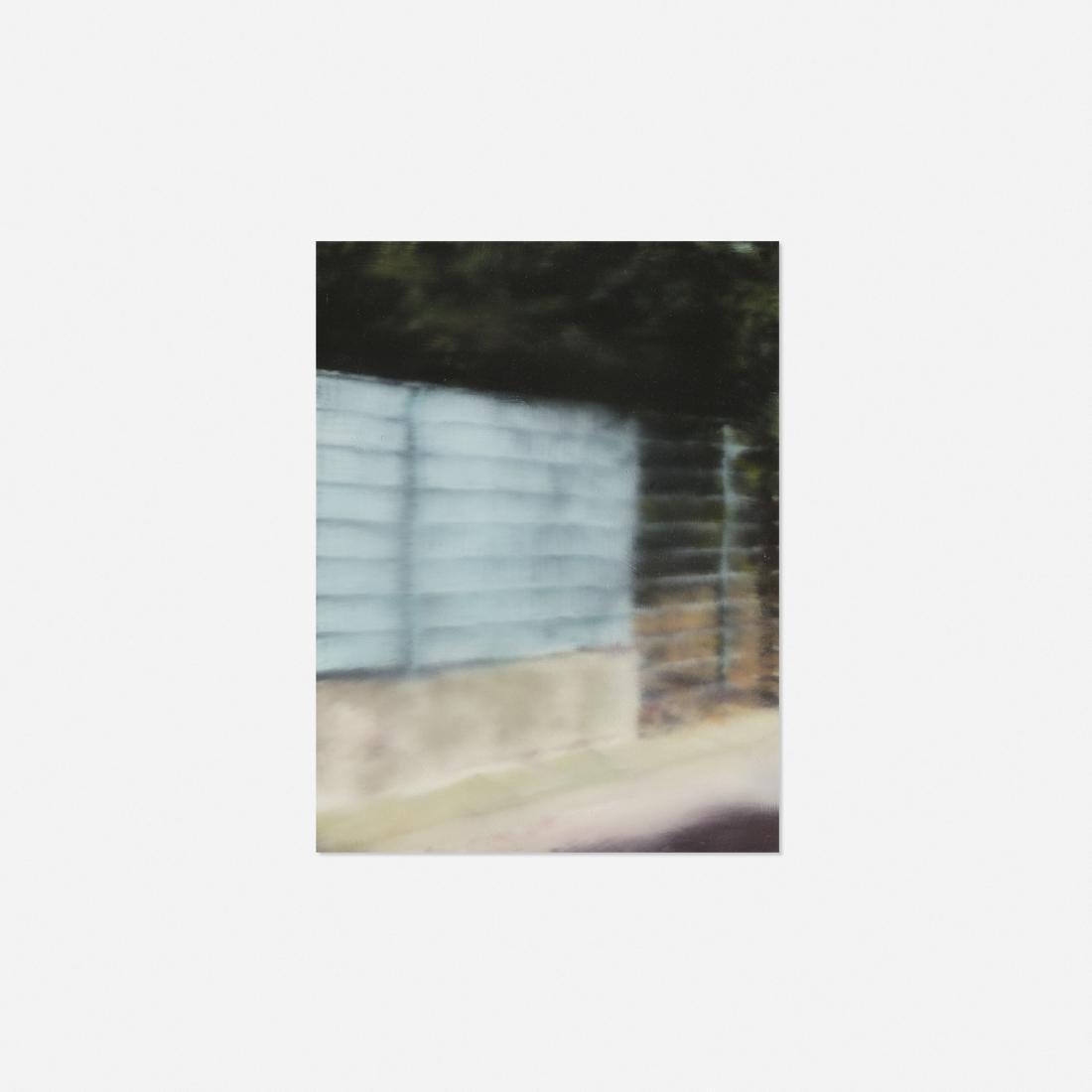 Gerhard Richter, Fence (P13)