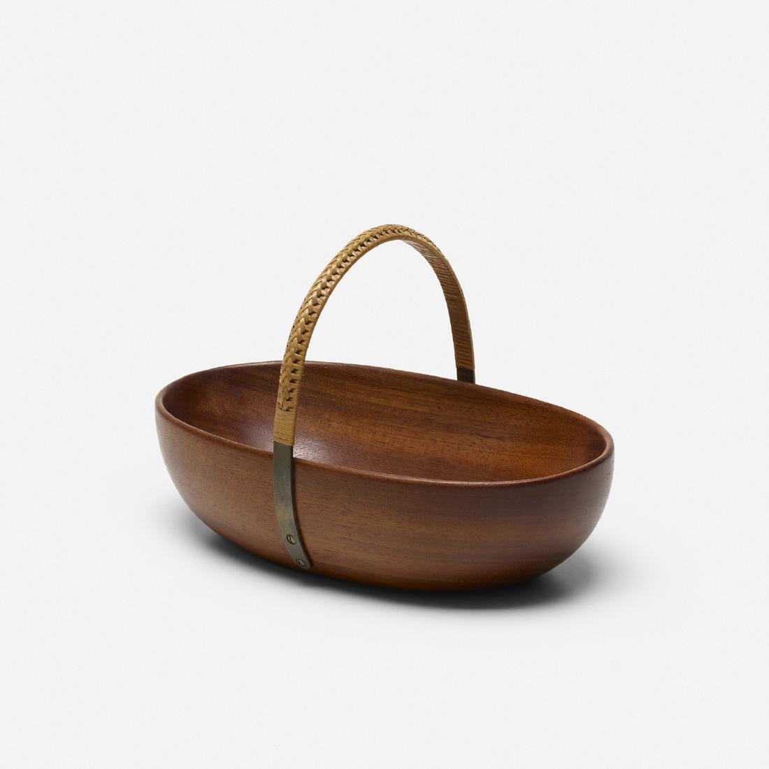 Carl Aubock II, nut bowl, model A-436