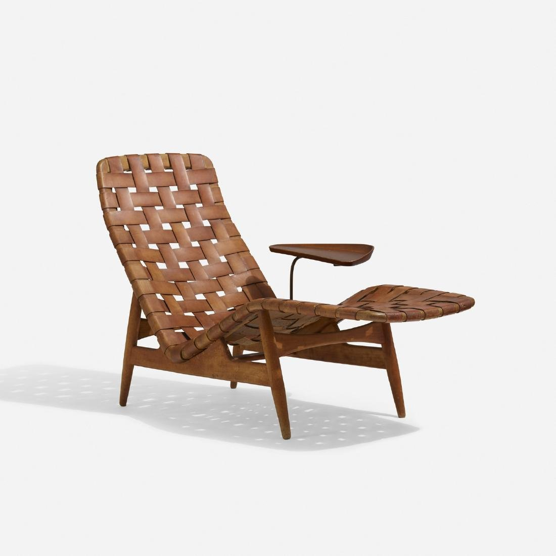 Arne Vodder, Rare chaise lounge