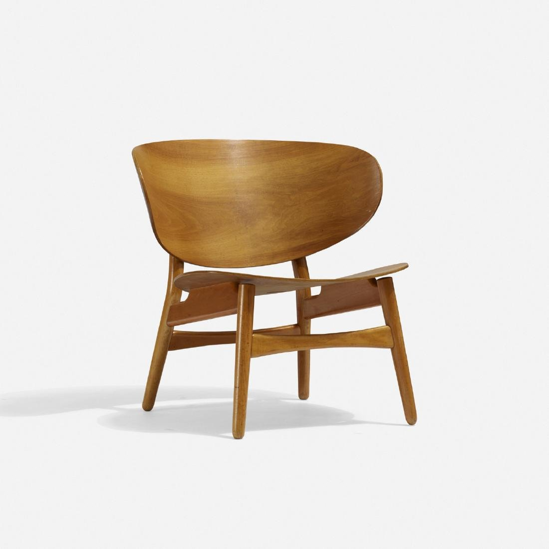 Hans J. Wegner, Shell chair