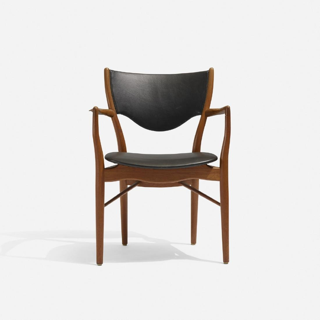 Finn Juhl, armchair, model BO-46