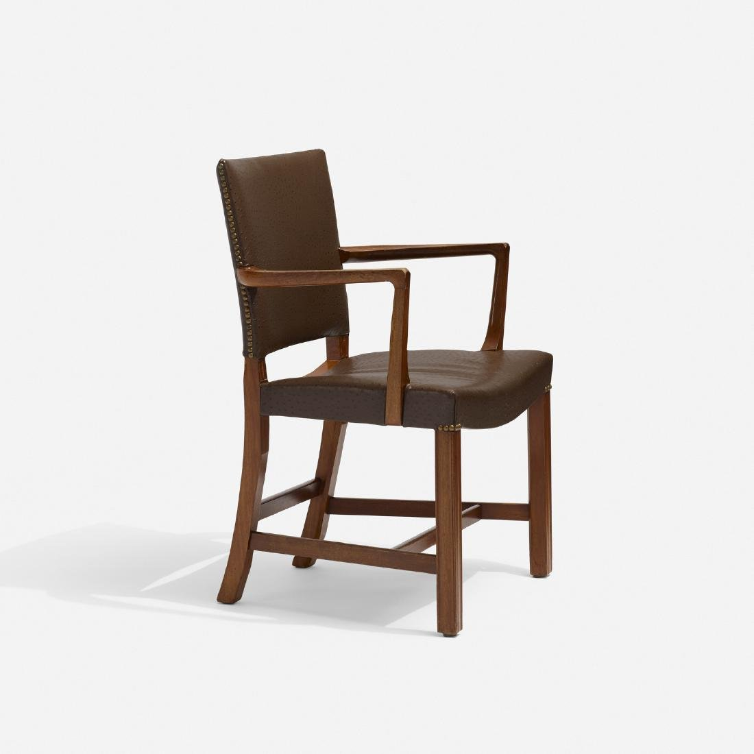 Kaare Klint, Barcelona armchair, model 3758A