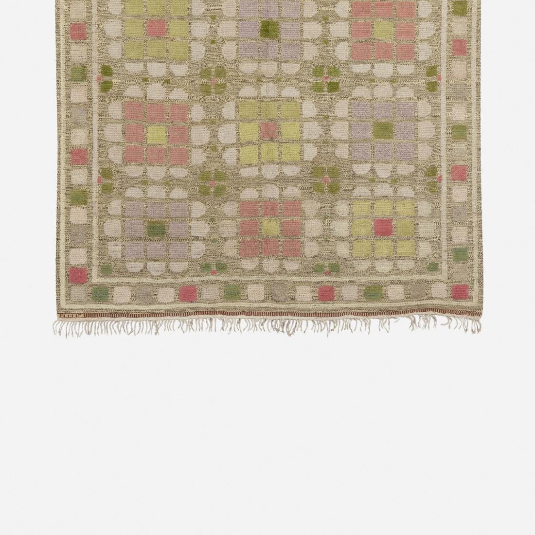 Marta Maas-Fjetterstrom, Dahlior half-pile carpet - 2