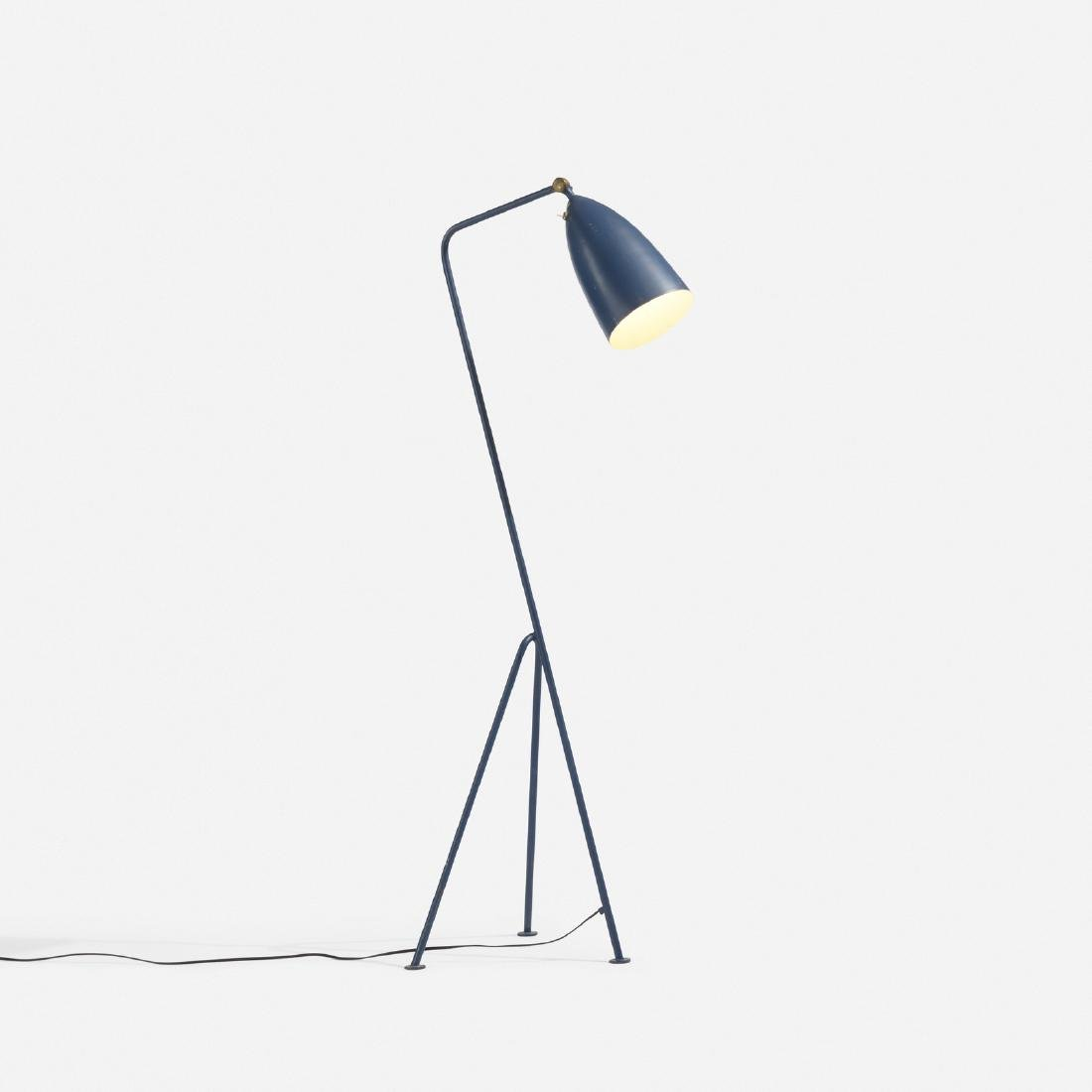 Greta Magnusson Grossman, Grasshopper floor lamp