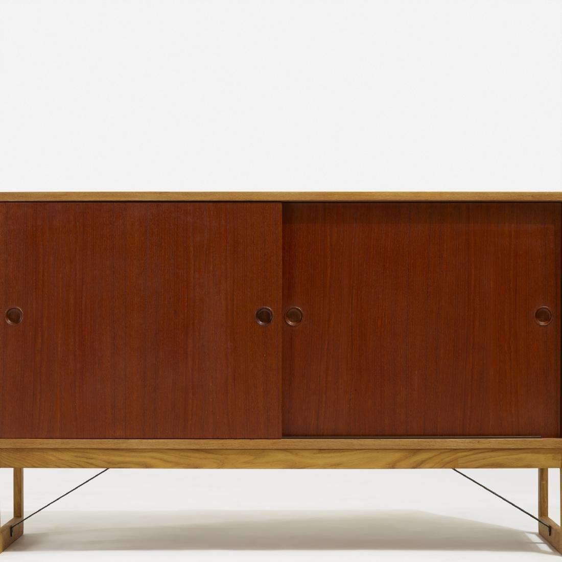 Borge Mogensen, cabinets, pair - 3