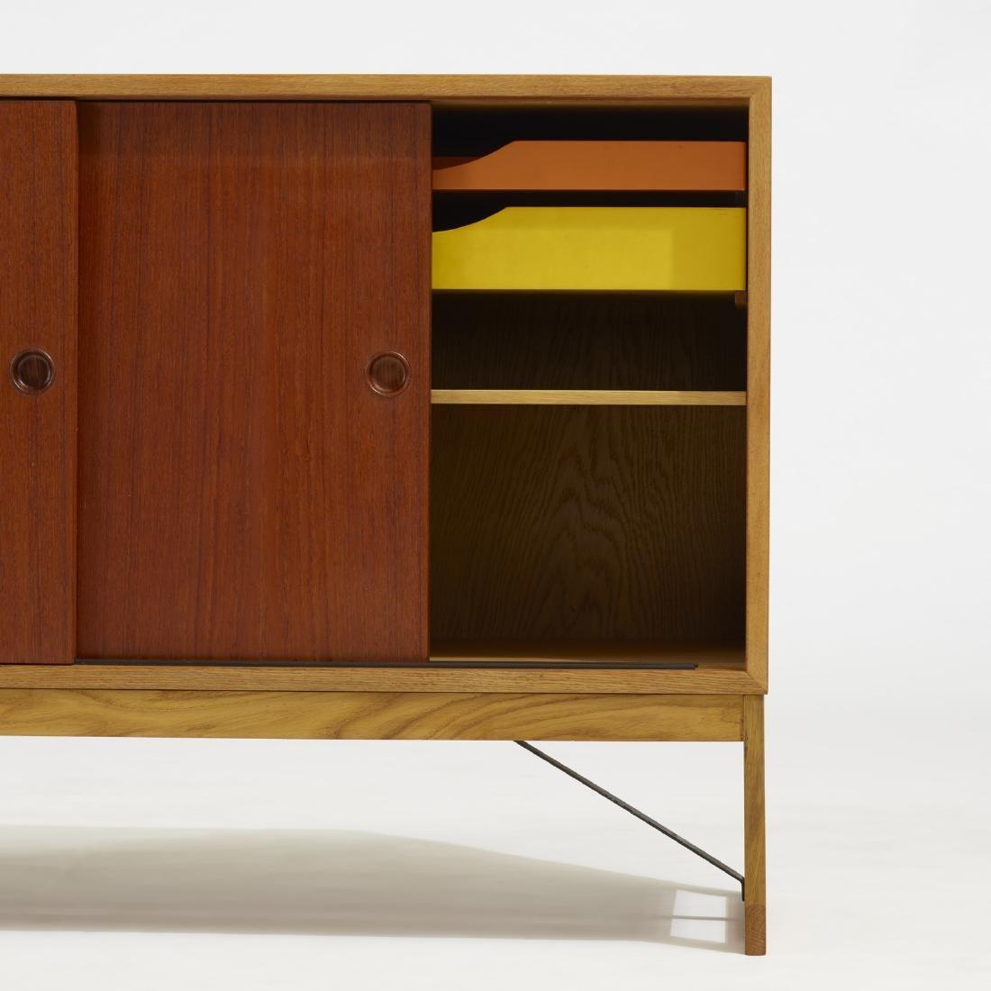Borge Mogensen, cabinets, pair - 4