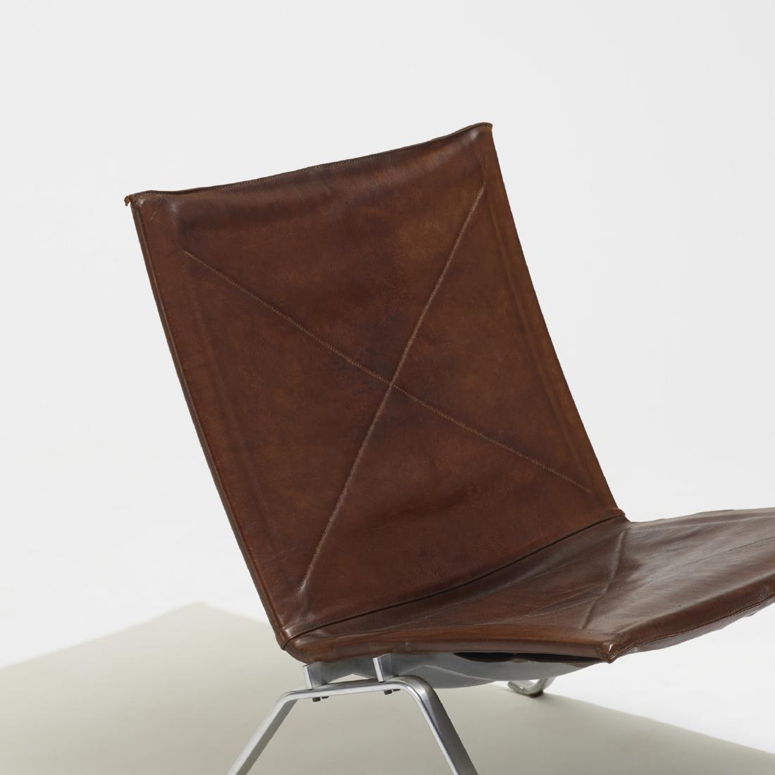 Poul Kjaerholm, PK 22 lounge chairs, pair - 3