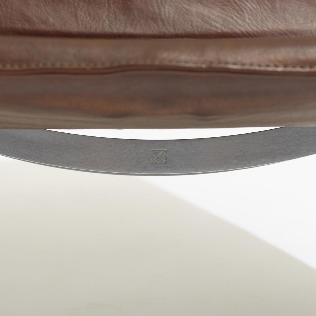 Poul Kjaerholm, PK 22 lounge chairs, pair - 4