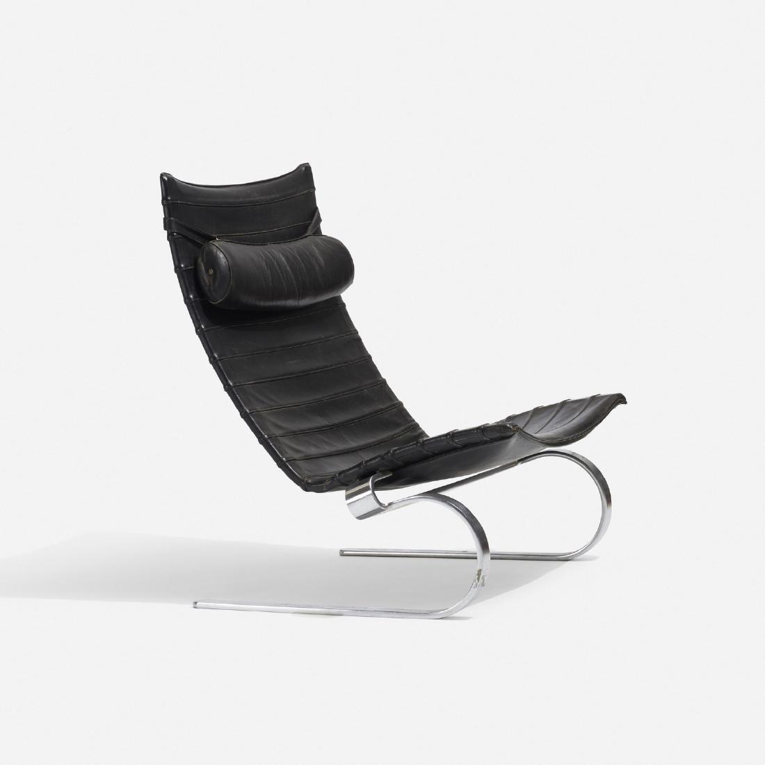 Poul Kjaerholm, PK 20 lounge chair