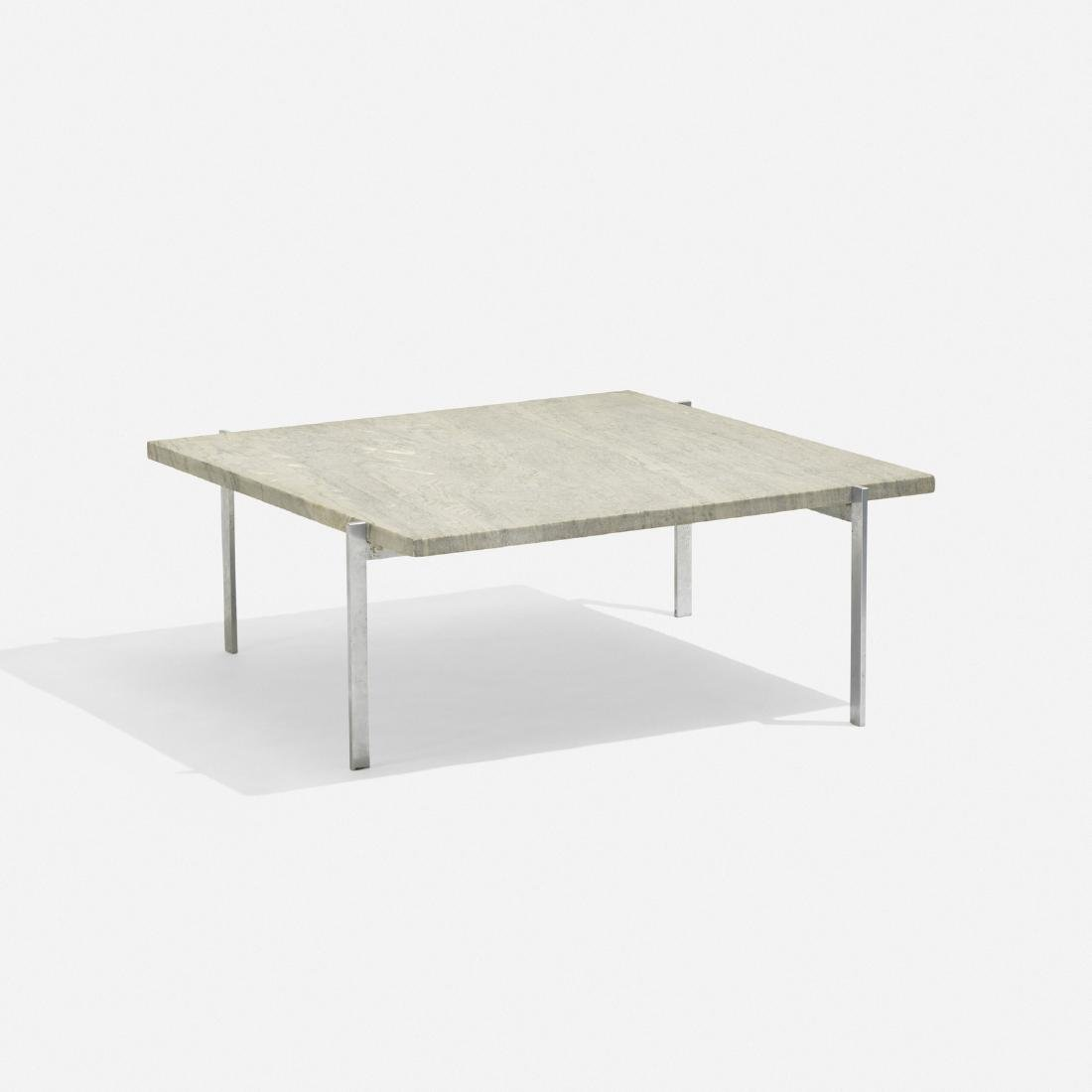 Poul Kjaerholm, PK 61 coffee table