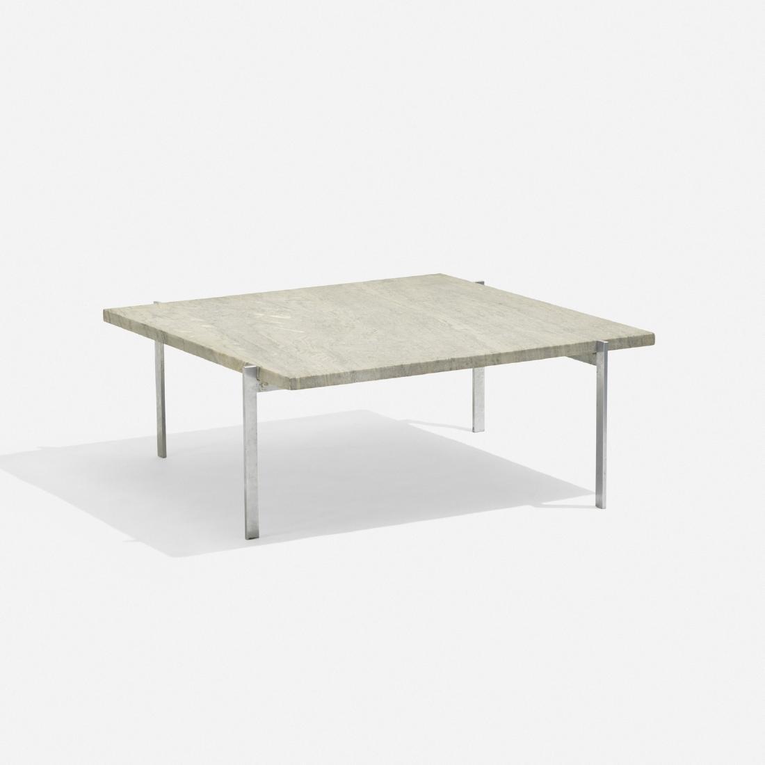 Poul Kjaerholm, PK 61 coffee table