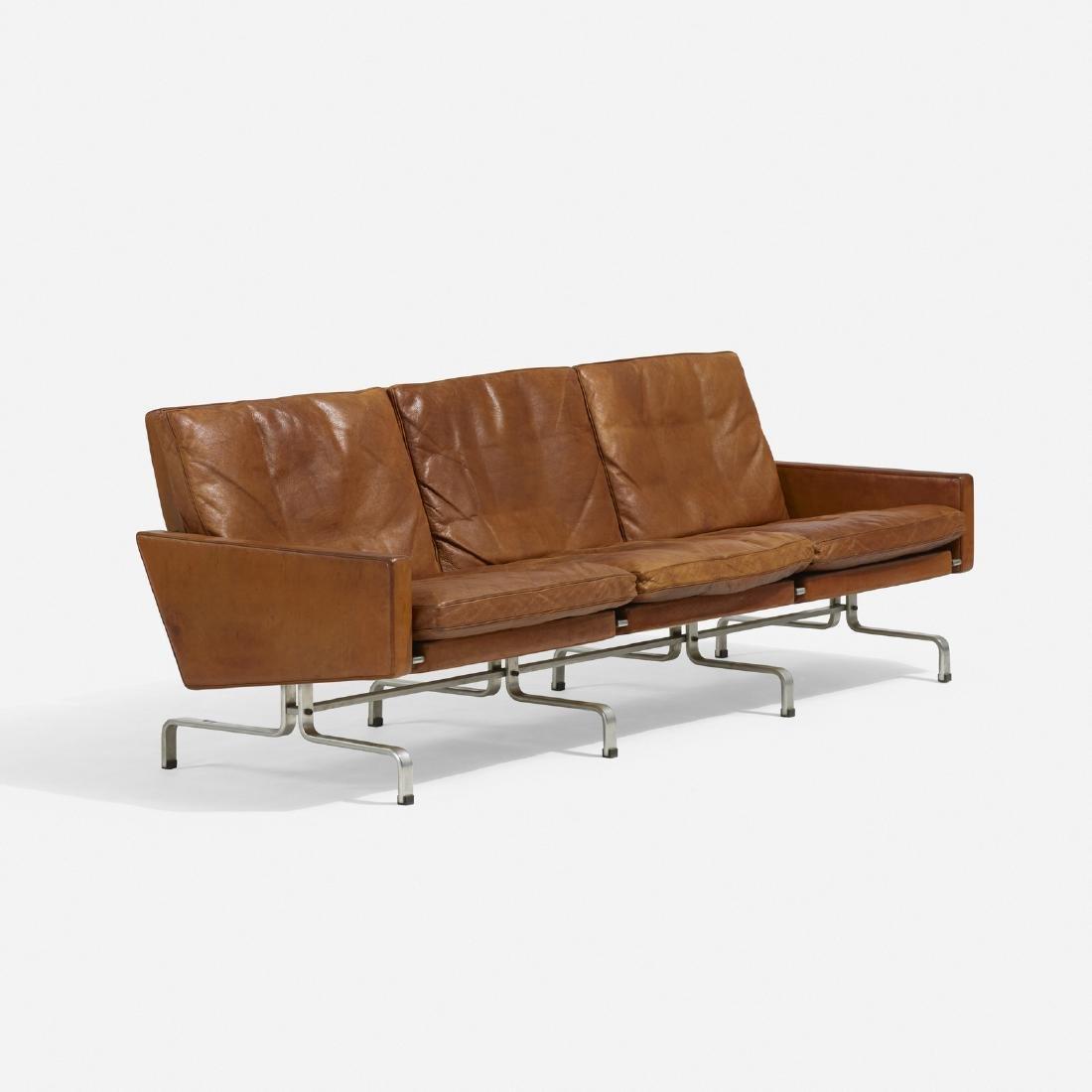 Poul Kjaerholm, PK 31/3 sofa