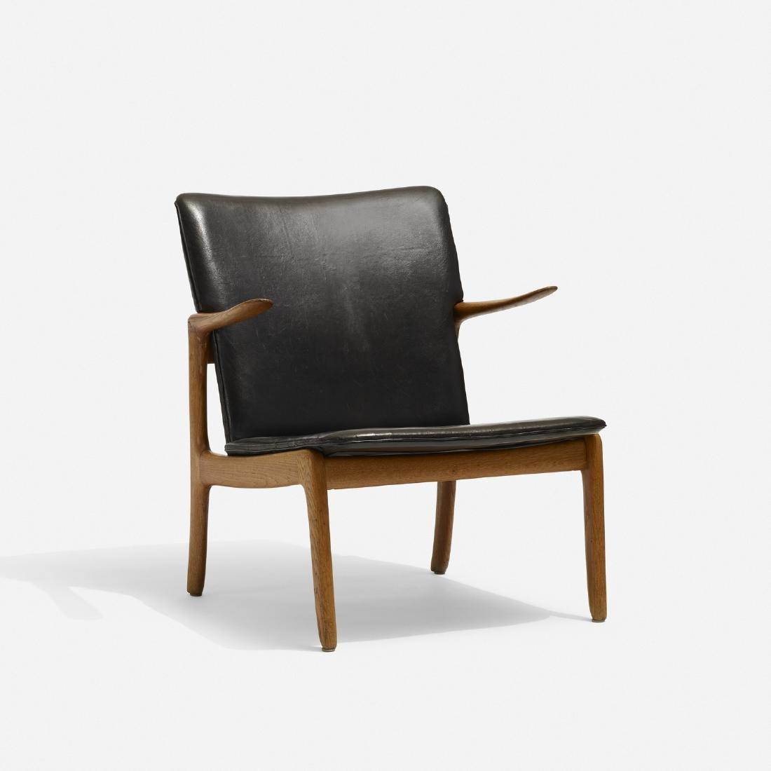 Ole Wanscher, lounge chair