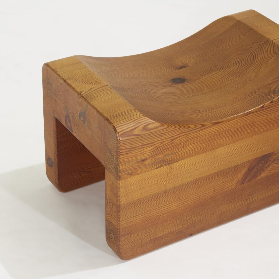 Axel Einar Hjorth, Uto stool - 2