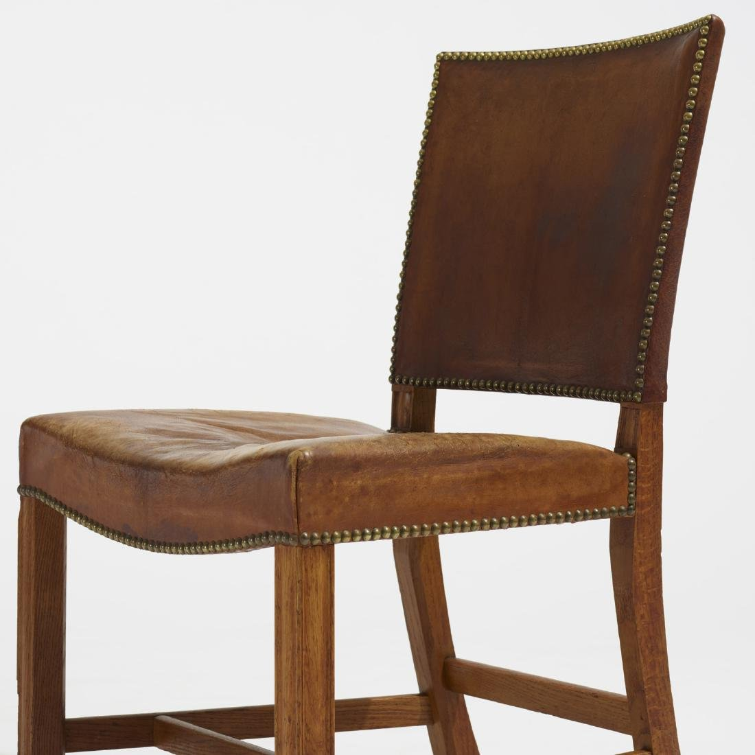 Kaare Klint, Barcelona chairs model 3758, pair - 4