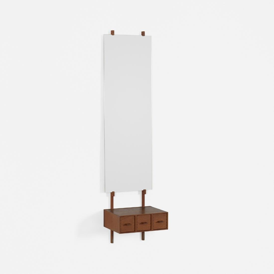 Uno and Osten Kristiansson, wall-mounted vanity